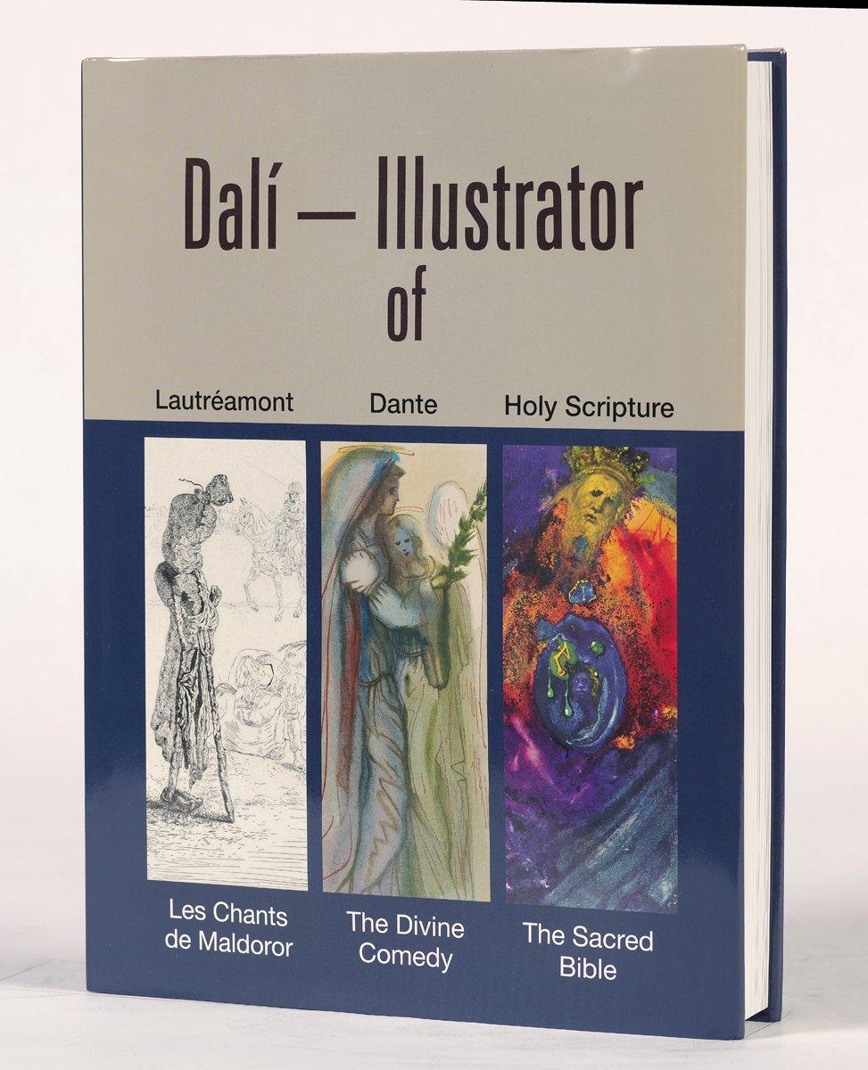 """""""Dalí—Illustrator"""" by noted Dalí expert Eduard Fornés."""