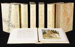 Salvador Dali. Divine Comedy, Complete Set 1951-1964. Park West Gallery.