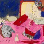 Linda Le Kinff, Park West Gallery