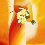 Lumiere Blonde, Emile Bellet, Park West Gallery