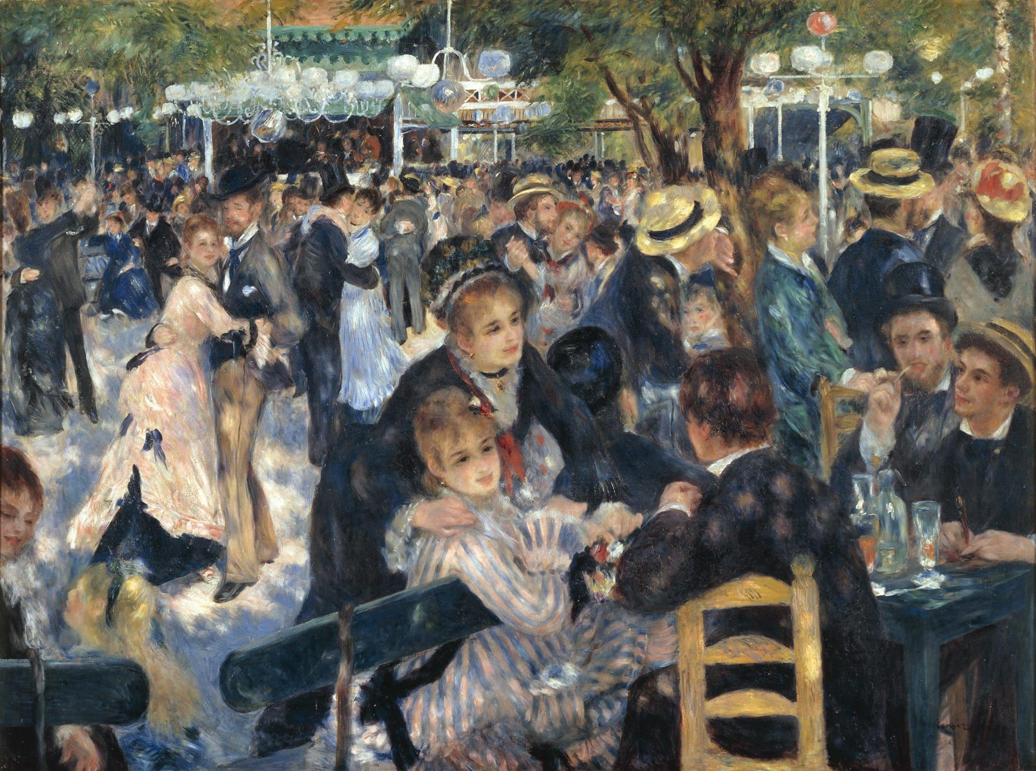 Happy birthday pierre auguste renoir park west gallery for Paintings by renoir