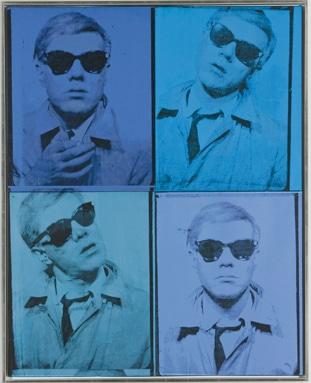 Andy Warhol, Albert Scaglione, WJIM Lansing