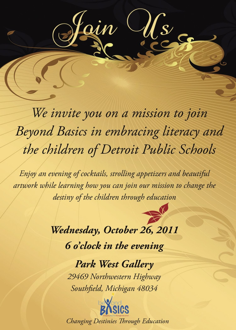 Join Park West Gallery in supporting Beyond Basics - Park West Gallery