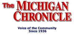 The Michigan Chronicle logo, Park West Gallery