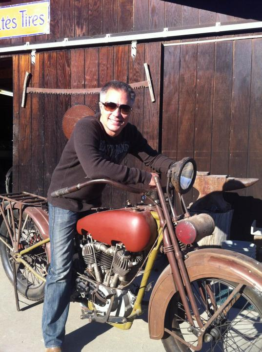 Harley Davidson San Francisco >> Scott Jacobs to Run the Motorcycle Cannonball 2012 - Park ...