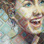 """""""Jeanne - Joyful"""" by Deborah Hyde, MIGreatArtist (Park West Gallery)"""