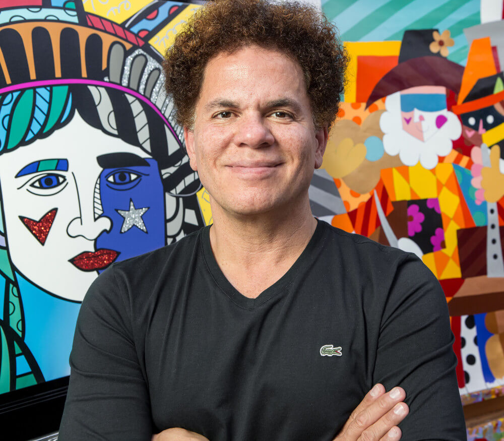 Romero Britto, Park West Gallery artist