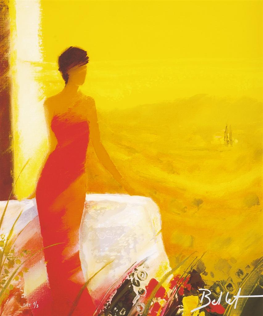 """""""Adossee a la Luminere"""" (2013), Emile Bellet"""