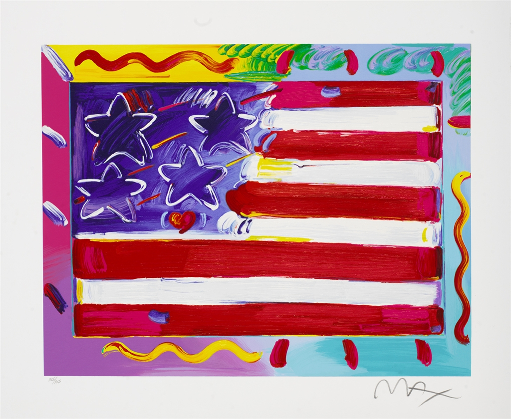 """Flag with Heart"" (2012)"