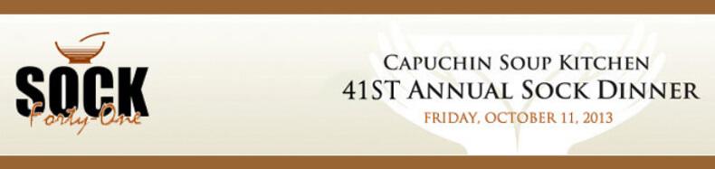 Capuchin Soup Kitchen 41st Annual Sock Dinner