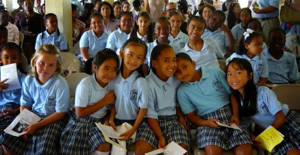 Holy Family Academy Turks and Caicos