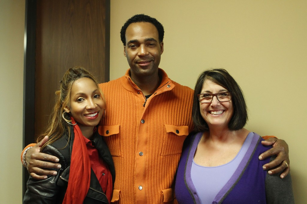 Yolanda and Marcus Glenn and Alisa Zee - CBS Radio The Sunday Edition