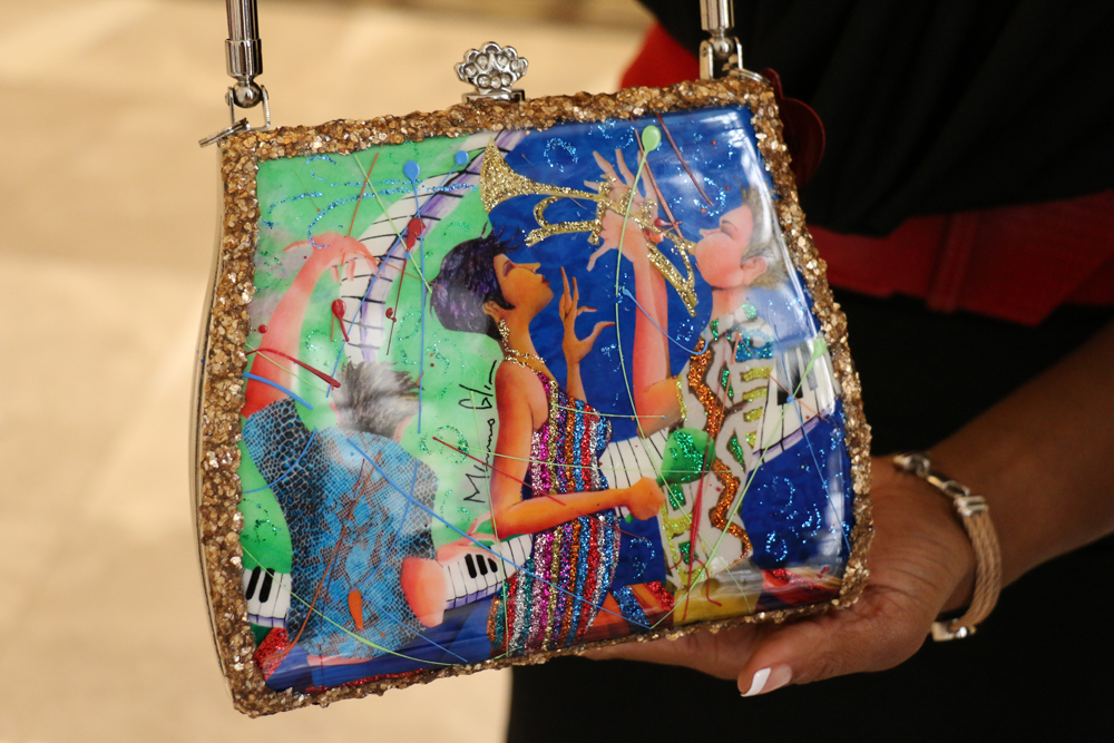 Yolanda's Marcus Glenn Original Purse - Park West Gallery