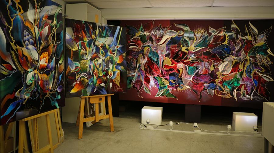 Martiros Manoukian Park West Gallery-55