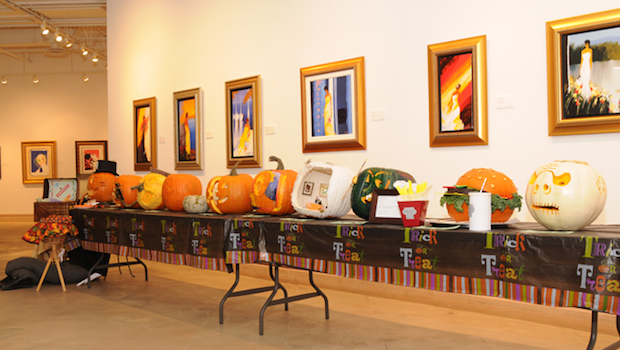 Entries-in-Park-West-Gallerys-pumpkin-carving-contest-HS