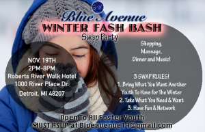 Blue Avenue Winter Fash-Bash supported by Park West Foundation