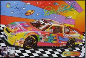 Peter Max NASCAR