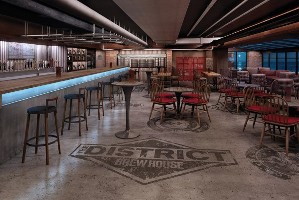 Cruise Lines Serving Up Craft Beer  Park West Gallery