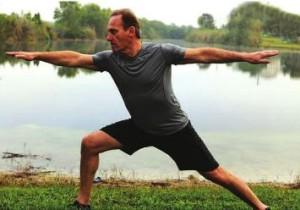 Albert Scaglione yoga