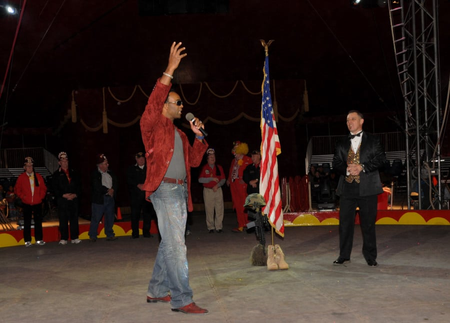 Marcus Glenn Shrine Circus