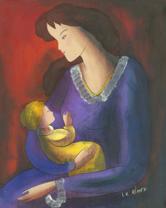 Mother's Day Linda Le Kinff