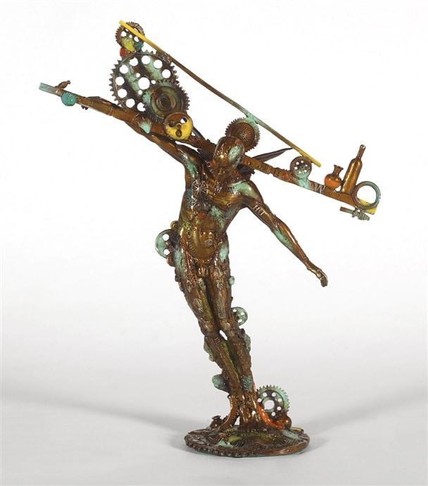 """""""Man Balance"""" by Nano Lopez"""