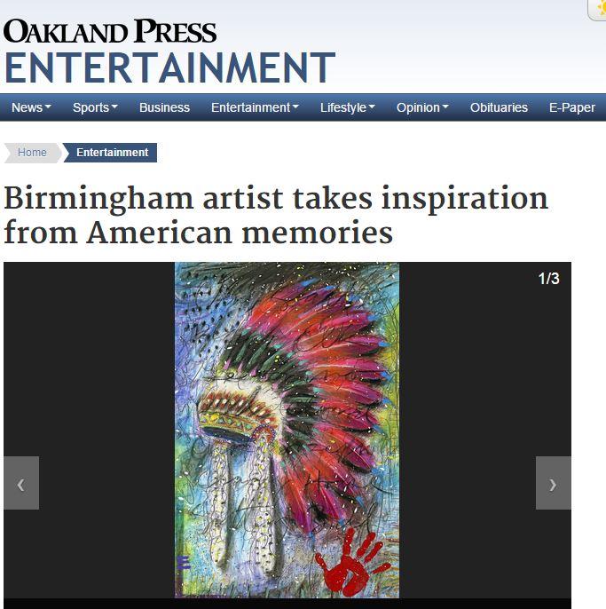 Tim Yanke Oakland Press