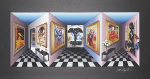 Dominic Pangborn Park West Gallery Detroit