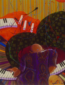Marcus Glenn jazz artists