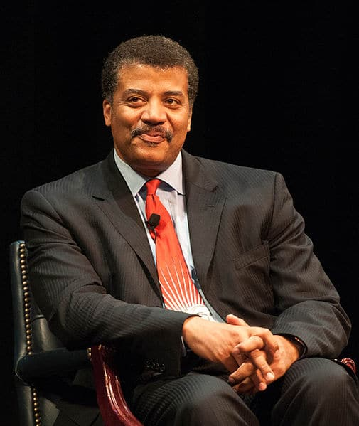 Neil deGrasse Tyson art science