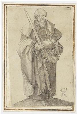 """""""St. Simon"""" (1523), Albrecht Durer"""