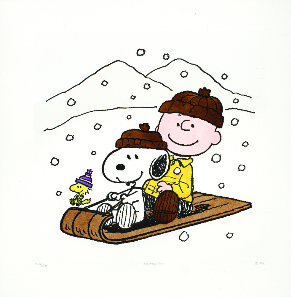 5 facts you may not know about Peanuts - Park West Gallery