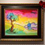 buying art gift Peter Max