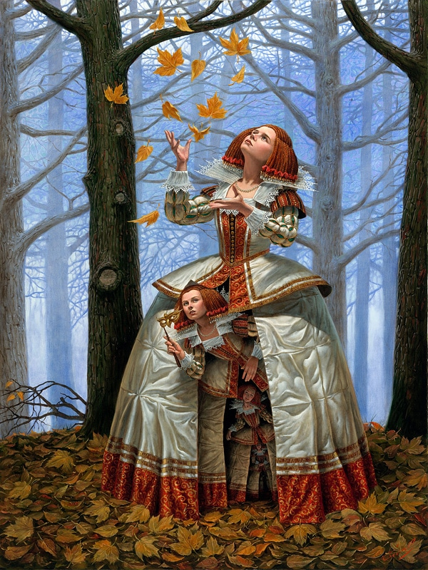 Dye Sublimation Park West Gallery Michael Cheval