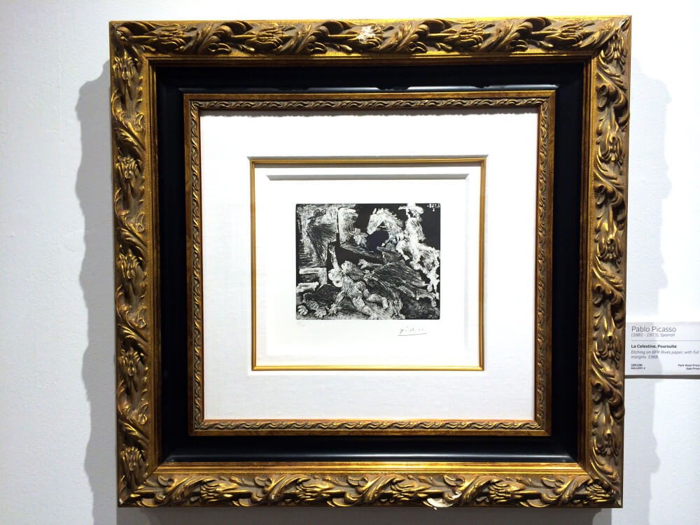 How to Choose the Right Framing for Your Art - Park West Gallery