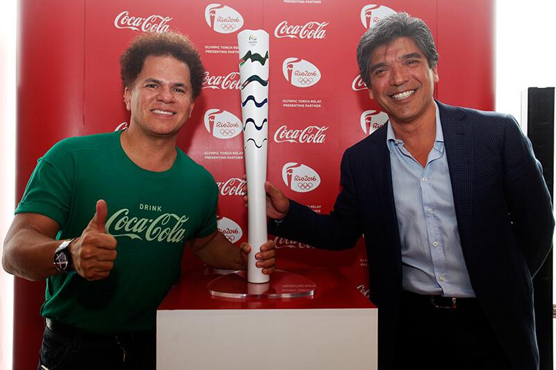 romero britto coca cola