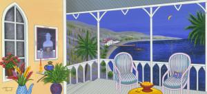 """Summer Night in Acapulco"" (2005), Fanch Ledan"