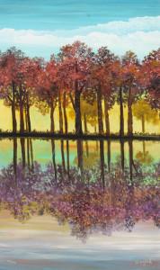 """""""Forest Dreamland"""" (2014), David Najar"""