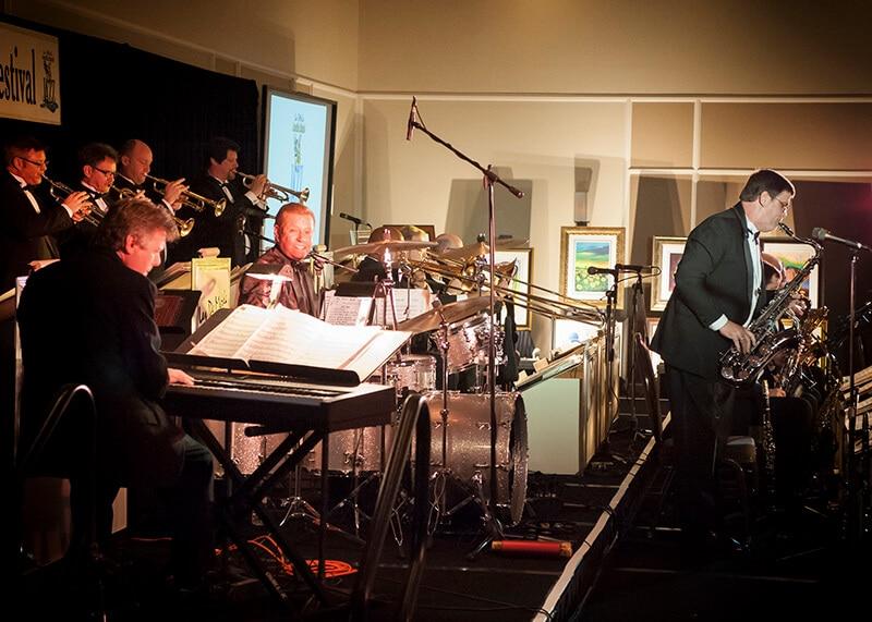 big band bash Amelia Island Jazz Festival)