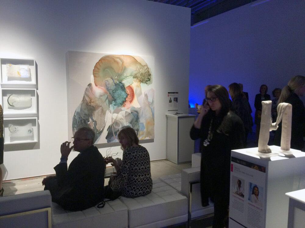 Art + Science Park West Gallery