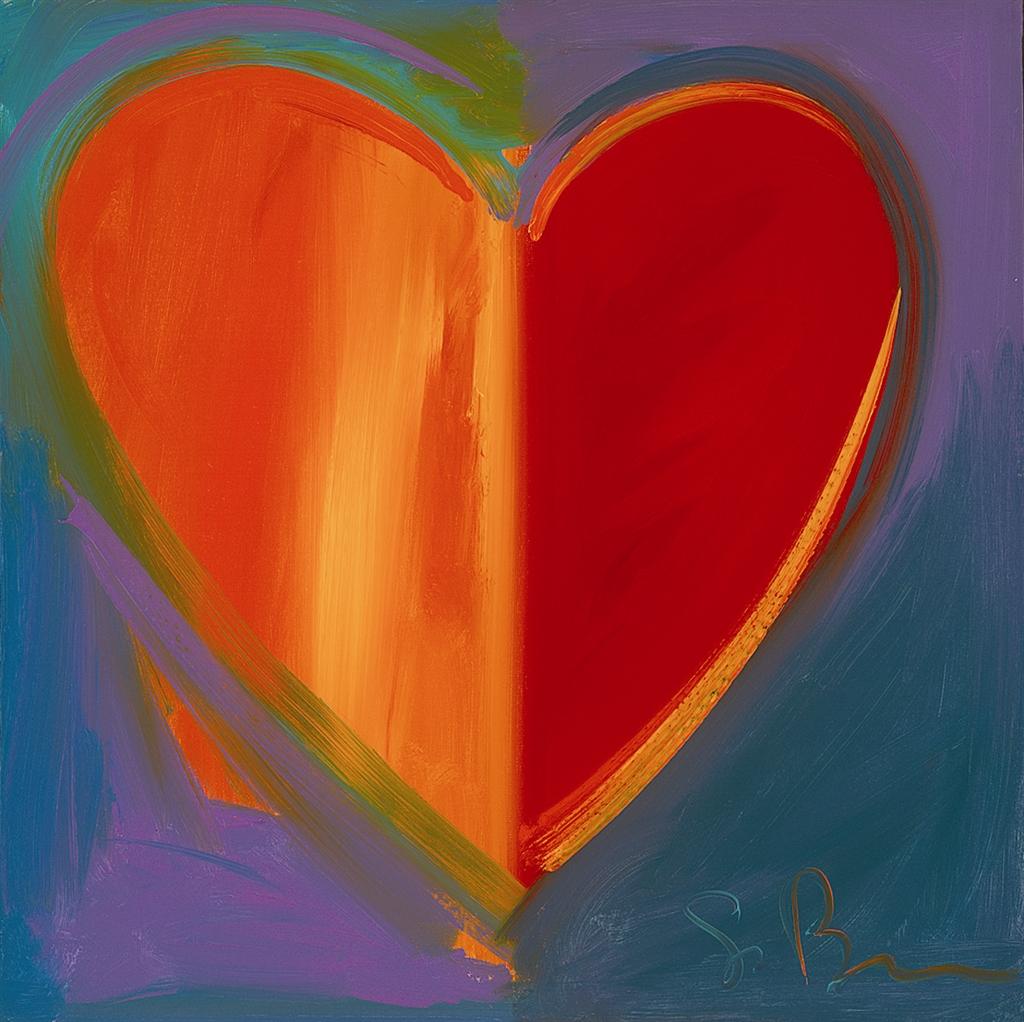 """""""The Power of Love V"""" (2007), Simon Bull."""