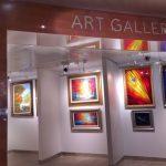 Koningsdam Park West Gallery