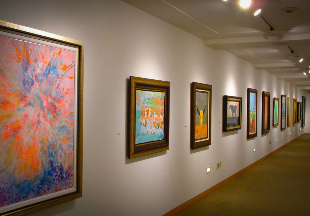 Autumn de Forest Butler Institute of American Art