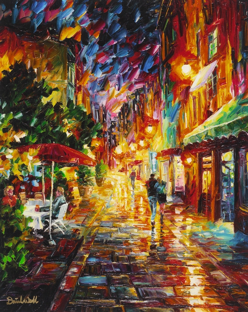 """A Romantic Alley"" (2014)"