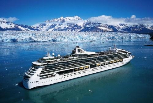Royal Caribbean Alaskan cruises (Photo courtesy of alaskancruiser.com)