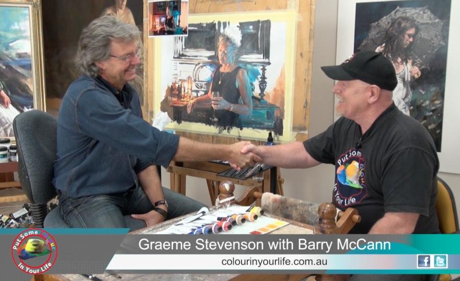 Graeme Stevenson Colour In Your Life