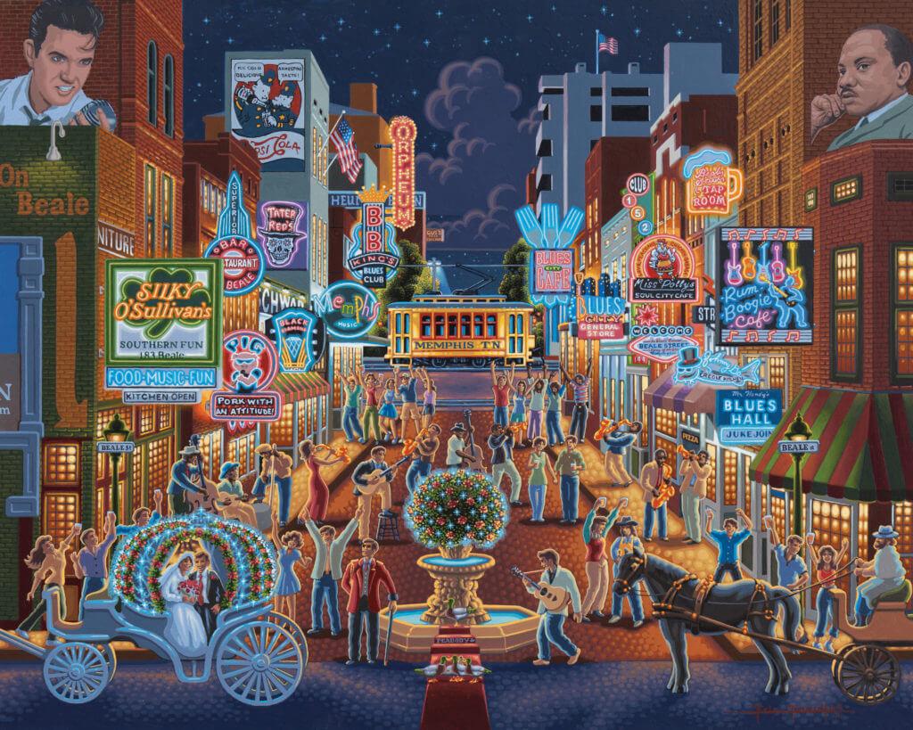 """Beale Street"" (2016), Eric Dowdle"