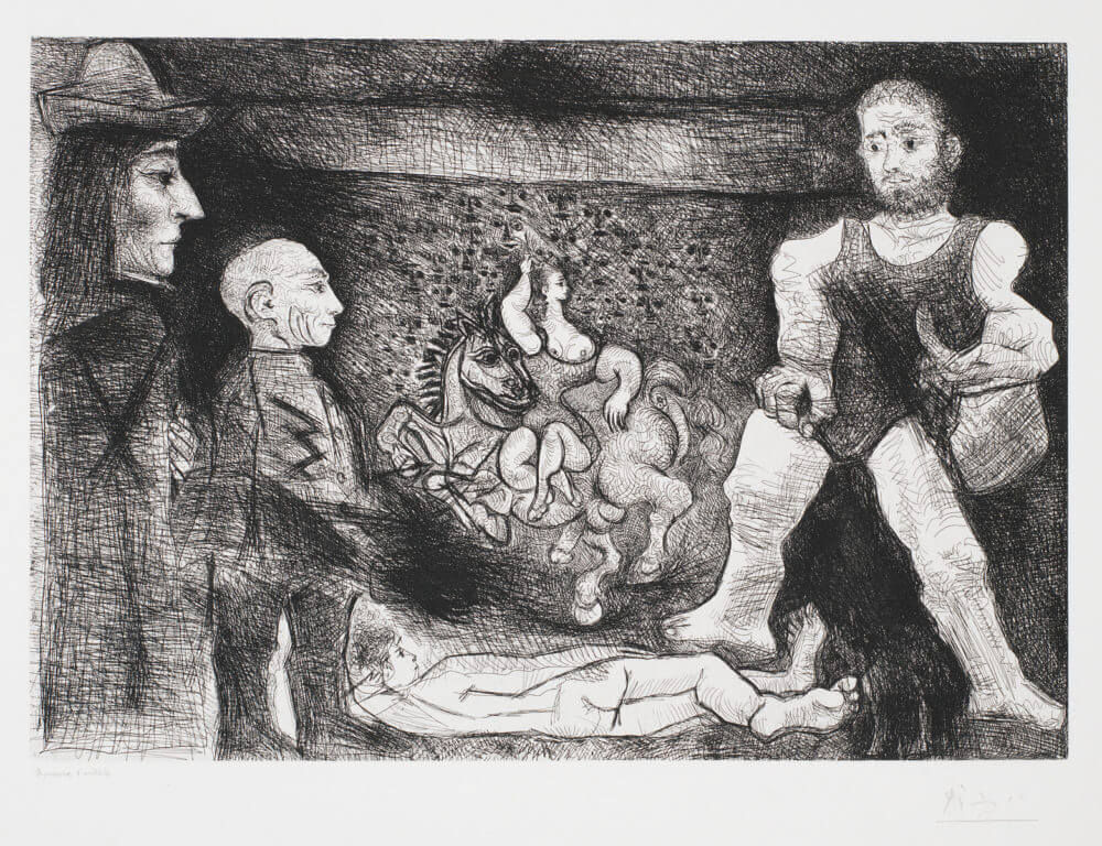 Pablo Picasso 347 Series