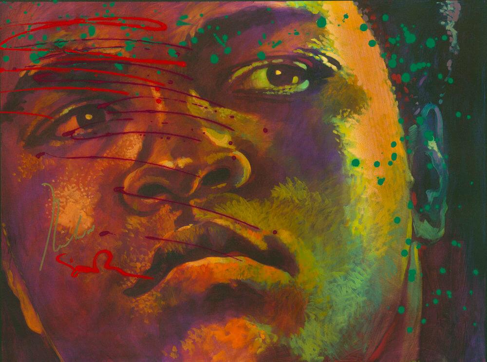 Simon Bull Muhammad Ali