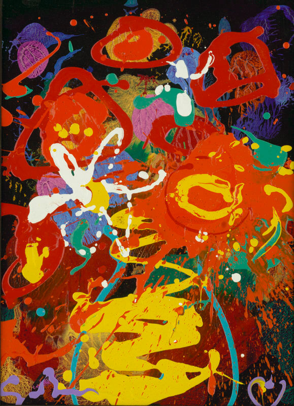 """It Begins XXVIII"" (2014), Simon Bull"